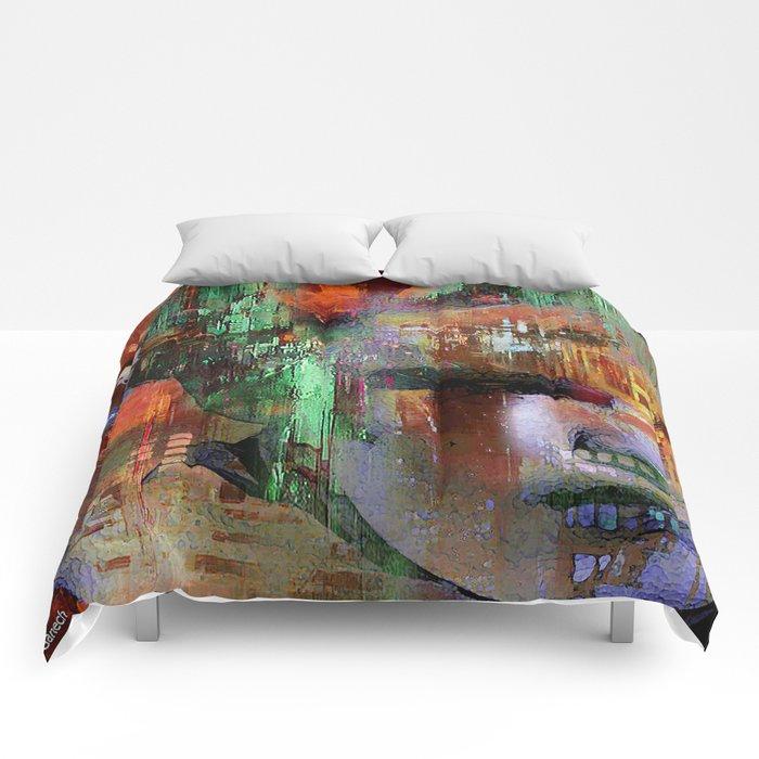 Loving break Comforters