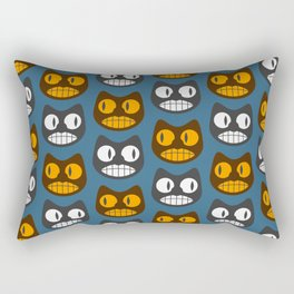 The Incident Rectangular Pillow