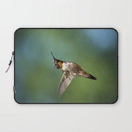 Flying Hummingbird Laptop Sleeve