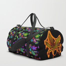 Cannabis Paraphernalia Duffle Bag