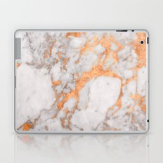 Copper Marble Laptop & iPad Skin