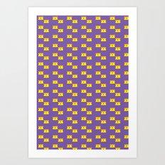 Razor's Edge Art Print