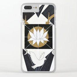 Renewal Clear iPhone Case