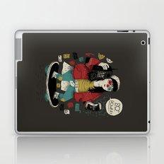 80s power! Laptop & iPad Skin