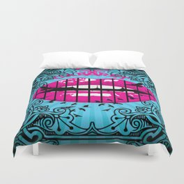 cabaret paris 1920 Duvet Cover