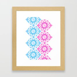 Mandala Series 01 Framed Art Print