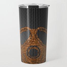 Mask #2  Travel Mug