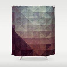 fylk Shower Curtain