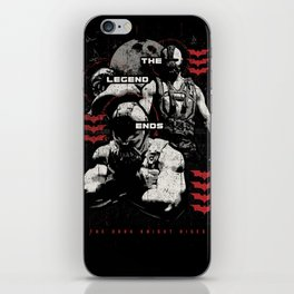 In Ashes iPhone Skin