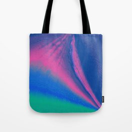 Gush and Wind Tote Bag