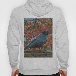 Autumn Raven Hoody