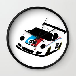 Nothin' More Fine, Than Car 59. Wall Clock