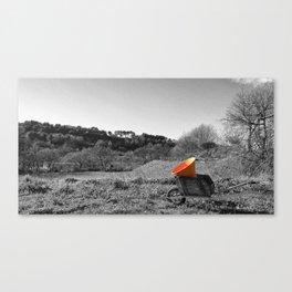 Bong 034 Canvas Print