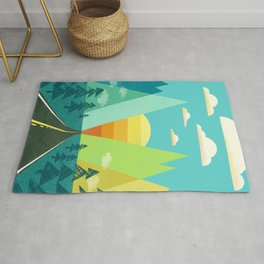 the Long Road Rug