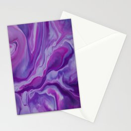 Purp1e Stationery Cards