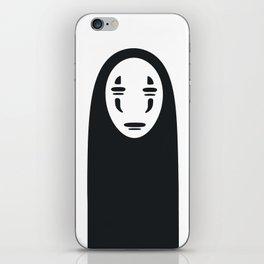 Spirited Away iPhone Skin