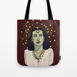 Star Goddess Tote Bag