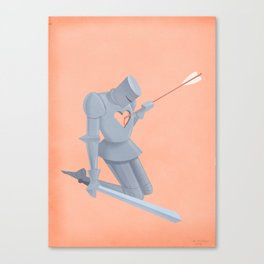Weak Spot Canvas Print