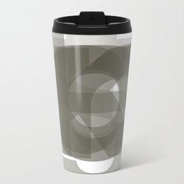 Die Neue Haas Grotesk (A-03) Metal Travel Mug