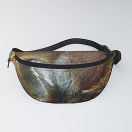 Equine Whiskers Fanny Pack