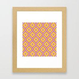 Indi-abstract#09 Framed Art Print