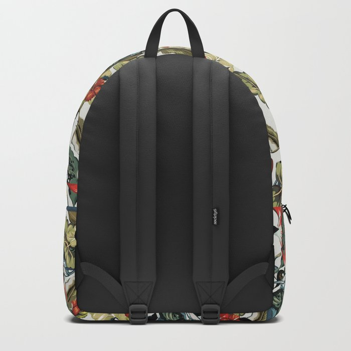 Tropical Frenchie Backpack