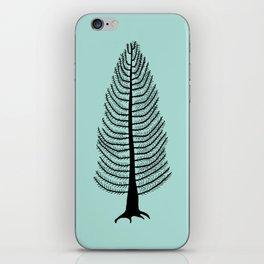 West Coast Cedar Tree iPhone Skin