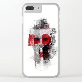 Proud Clear iPhone Case