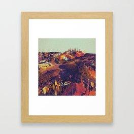 SBRBÏA Framed Art Print