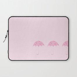Umbrella Ice Cream Laptop Sleeve