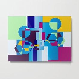 Caldera Metal Print
