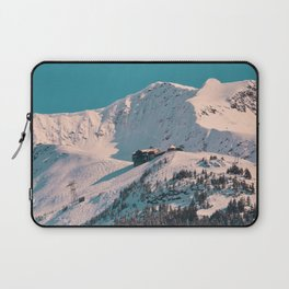 Mt. Alyeska Ski Resort - Alaska Laptop Sleeve