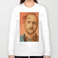 chad wys Long Sleeve T-shirts featuring 50 Artists: Chad Beroth by Chad Beroth