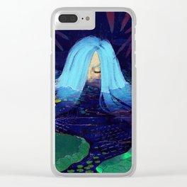 It's Quiet Clear iPhone Case
