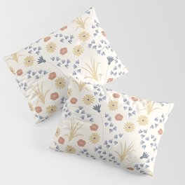 Rose Mallow (Vista) Pillow Sham