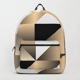 Gold Wrap Backpack