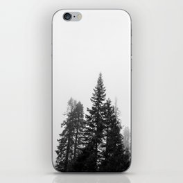 Deep in the Forest of Yosemite iPhone Skin