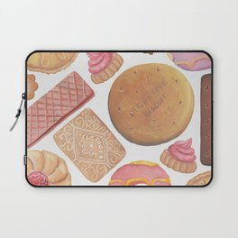 Biscuit Selection Laptop Sleeve