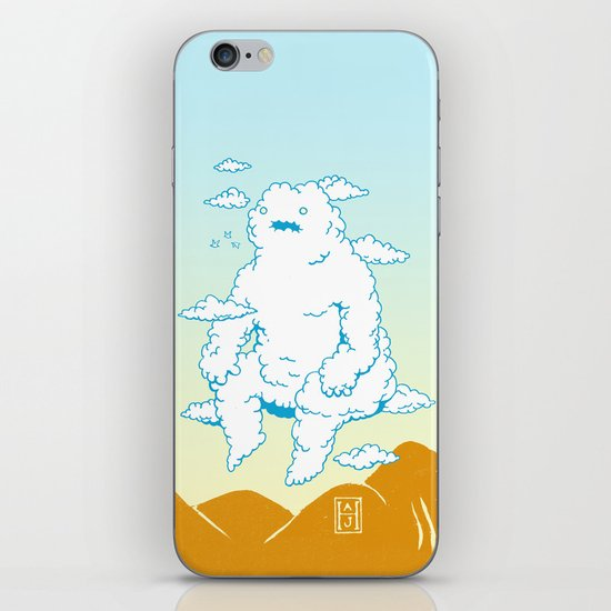Uranus iPhone & iPod Skin