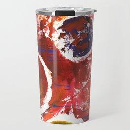 Glorious Red Cells Travel Mug