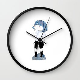 I am I Wall Clock