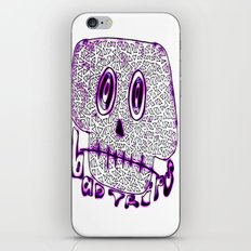 Bad Trips iPhone Skin
