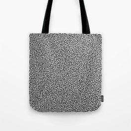 Turing Pattern Tote Bag