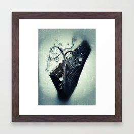 TheTreeWorld Framed Art Print