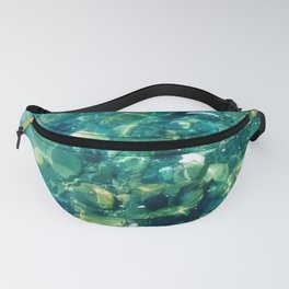 Gem Pools ~ Blue Fanny Pack