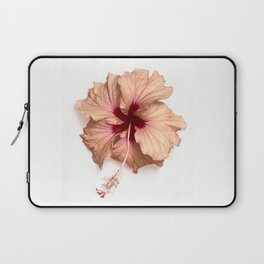 the simple hibiscus Laptop Sleeve