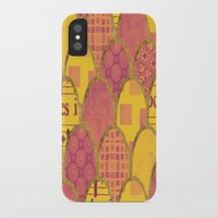 scales iPhone & iPod Cases featuring Scales by Sweet Colors Gallery