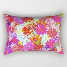 Spring Sunshine Rectangular Pillow