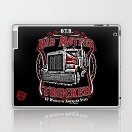 Bad Mother Trucker Laptop & iPad Skin
