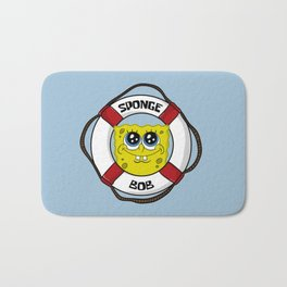 Spongebob Buoy Bath Mat